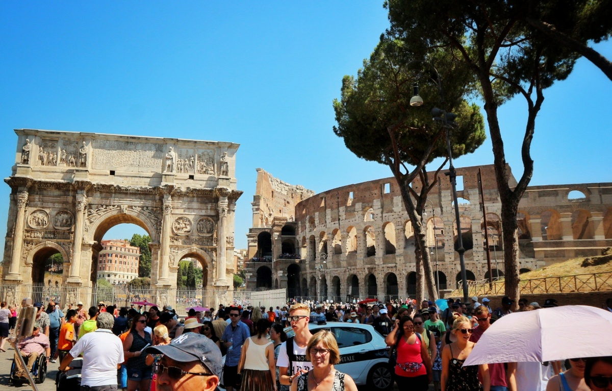 Rome ~ 5 Handy Tips