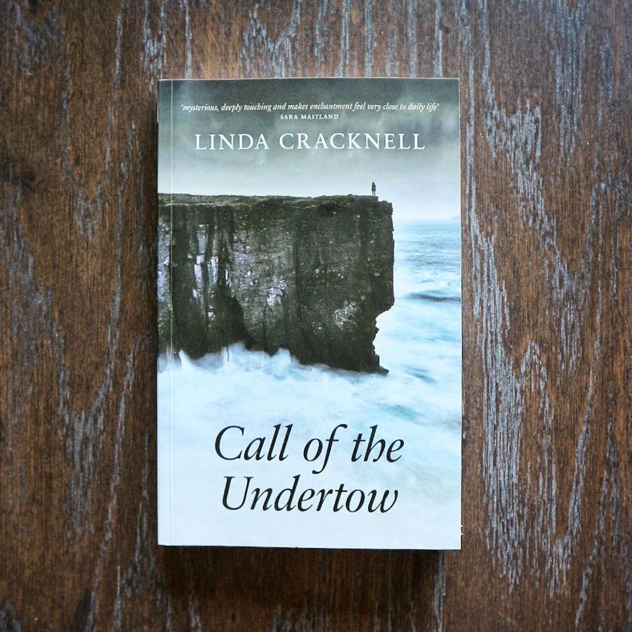 Call of the Undertow by Linda Cracknell