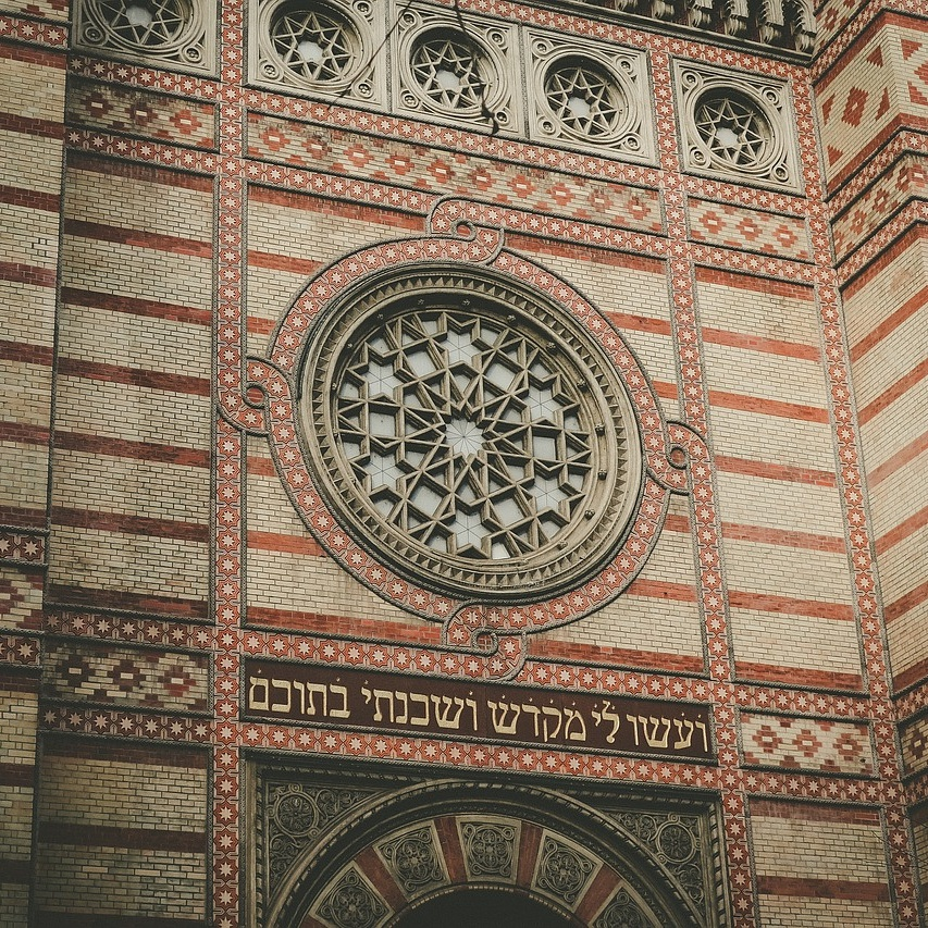 Budapest ~ The Great Synagogue