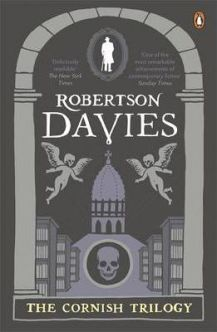 Robertson Davies – The Rebel Angels (Book 1 in the Cornish Trilogy)