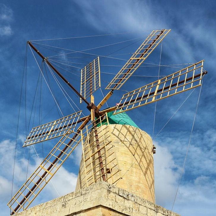 Gozo ~ Ta' Kola Windmill