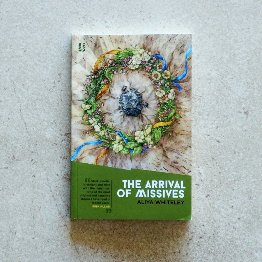The Arrival of Missives by Aliya Whitely