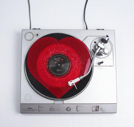 vinylheart